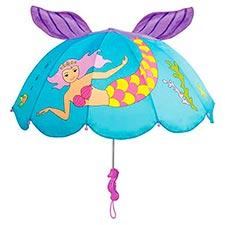 paraguas de sirena