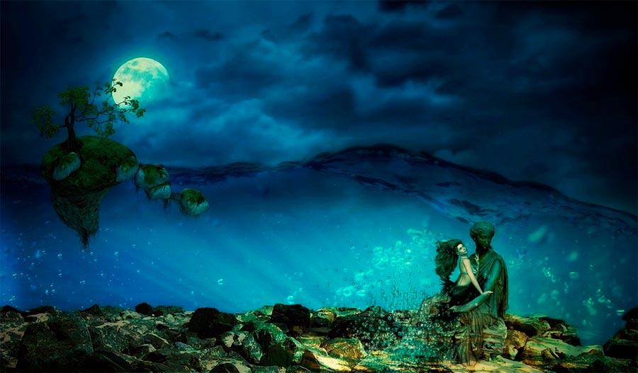 sirenas del mar