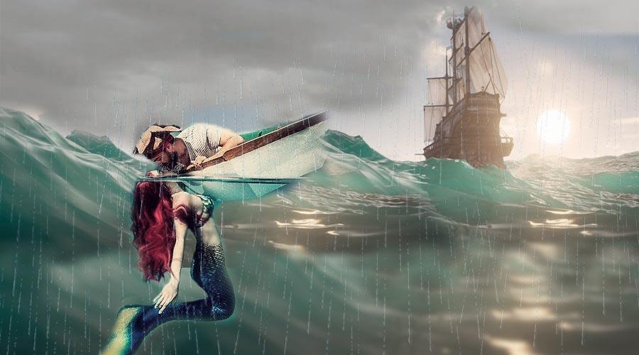 La Sirena y el Marinero
