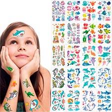 tatuajes de sirenas para niñas